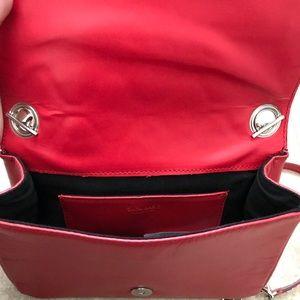 Zara Bags - ZARA red crossbody purse